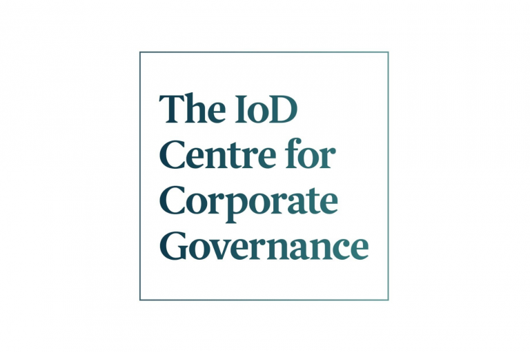 The IoD Centre for Corporate Governance logo