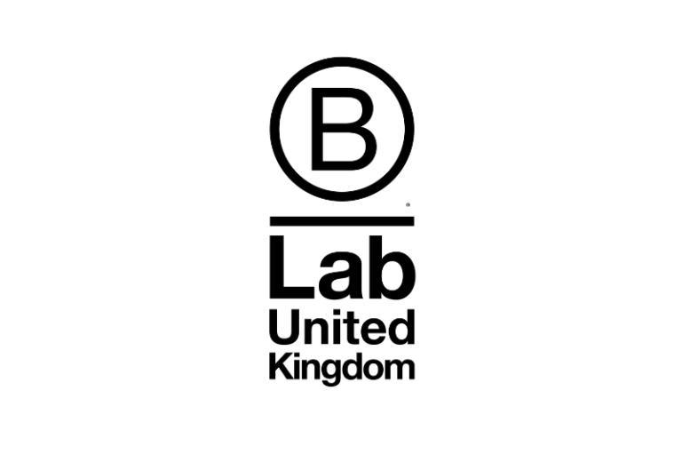 B Lab UK logo